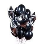Из черных шаров