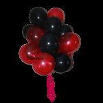 Черно-красные