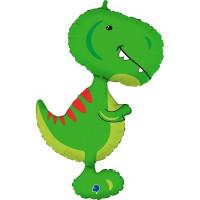 Динозавр Тираннозавр, Зеленый