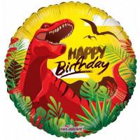Happy Birthday! Динозавр