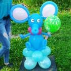 Слон из шаров