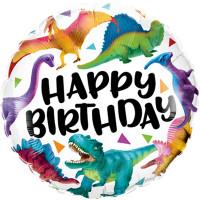 Happy birthday! Динозавры