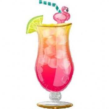 фигура фламинго коктейль
