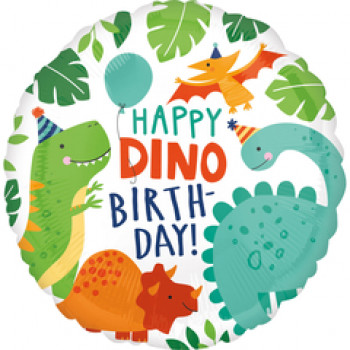 Вечеринка динозавров