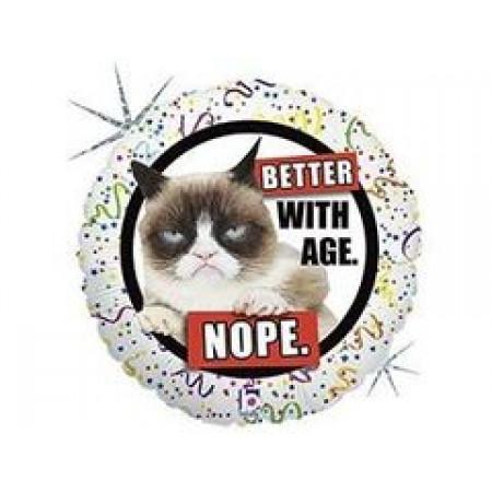 Круг, Сердитая Кошка