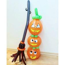 шары на хеллоуин композиция №1