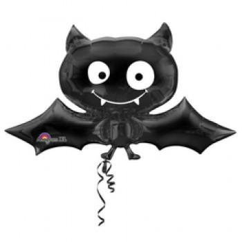 шары на хеллоуин фигура летучей мыши
