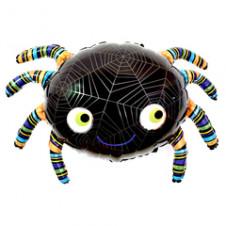 шары на хеллоуин фигура паука
