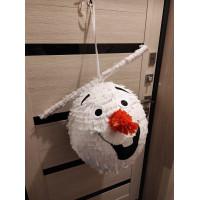 пиньята снеговик